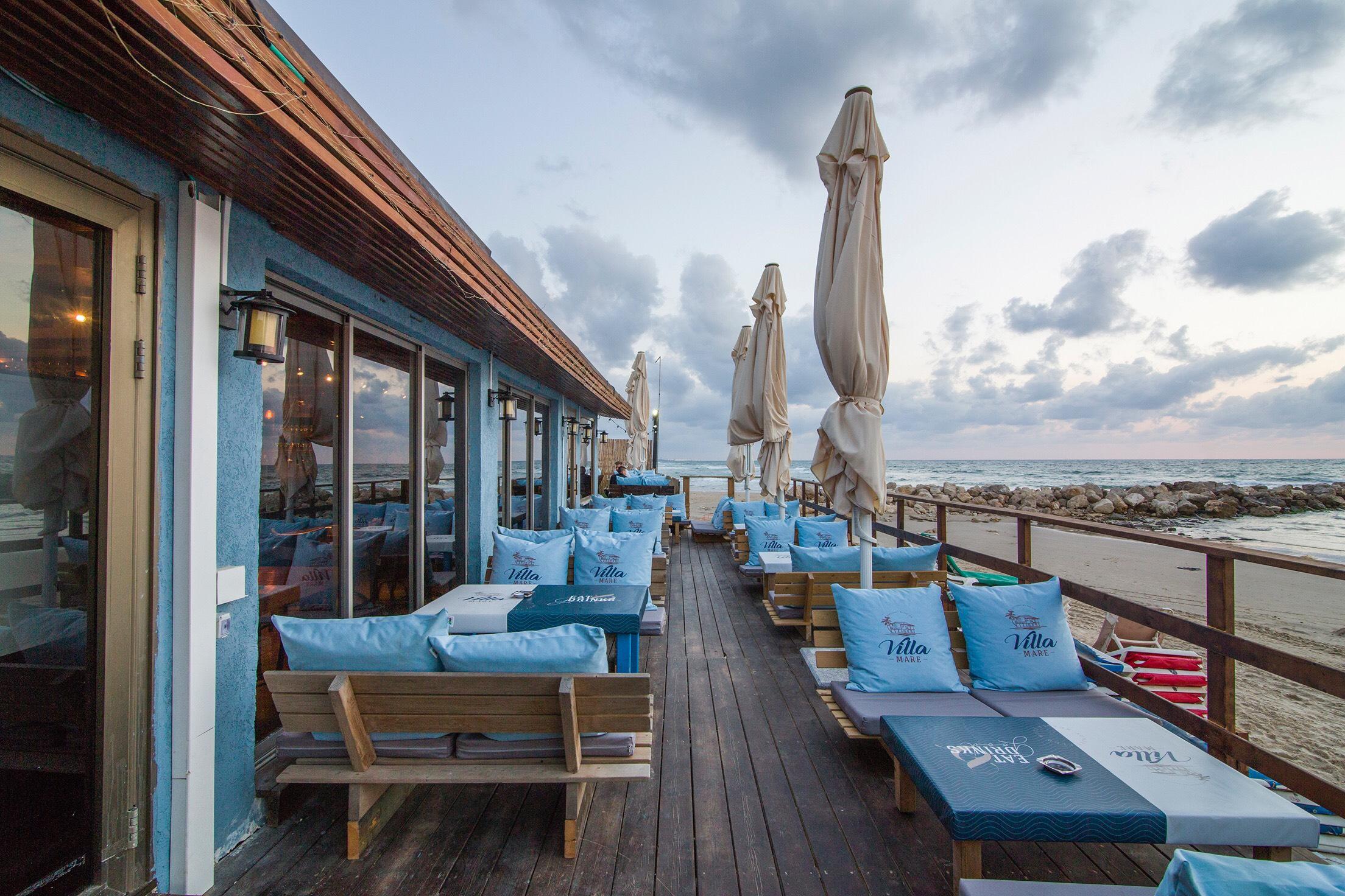 הגדול קיץ במסעדות על הים - מוטק'ה LV-65