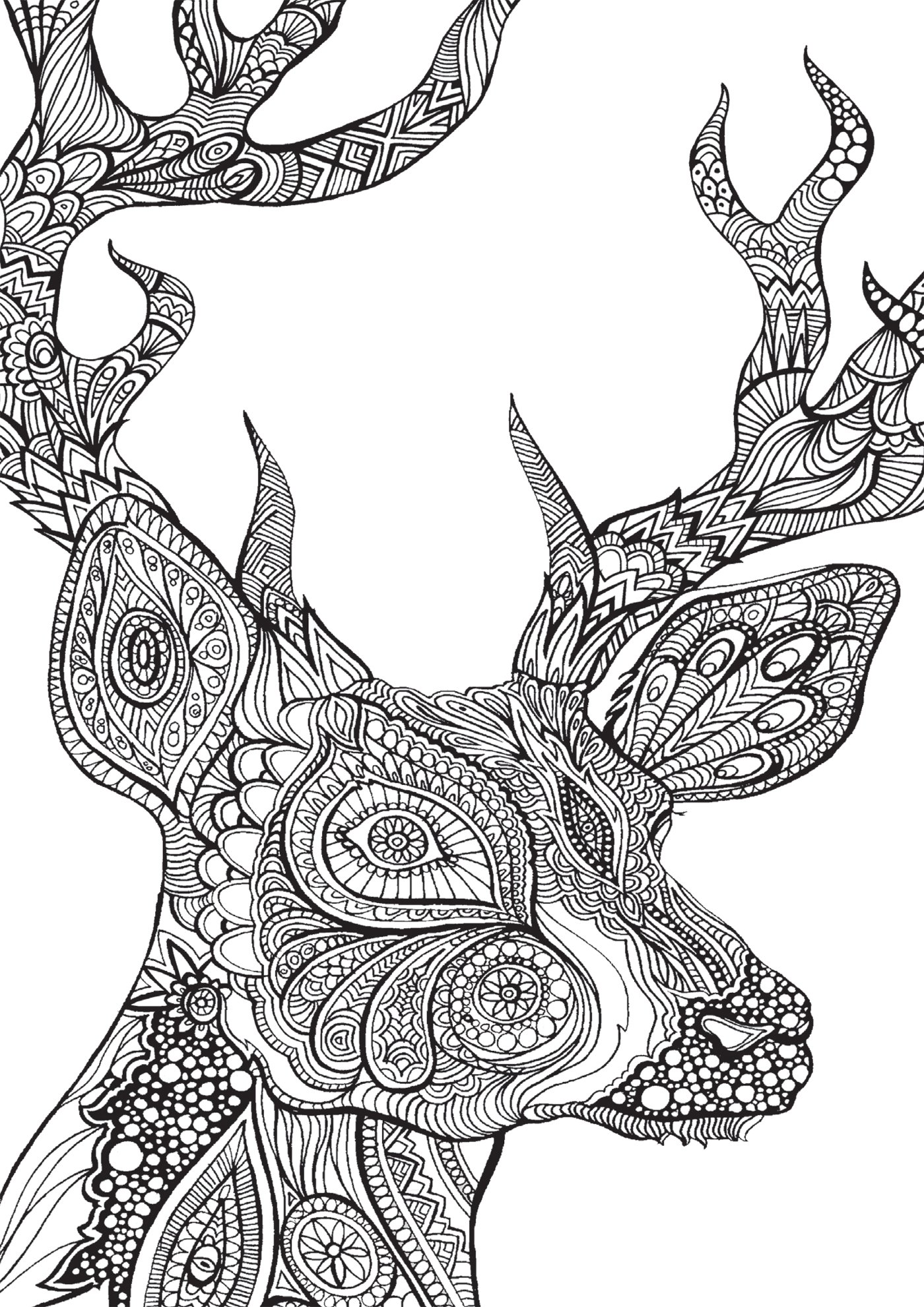 Art Therapy Coloring Book In The Art th rapie relaxation
