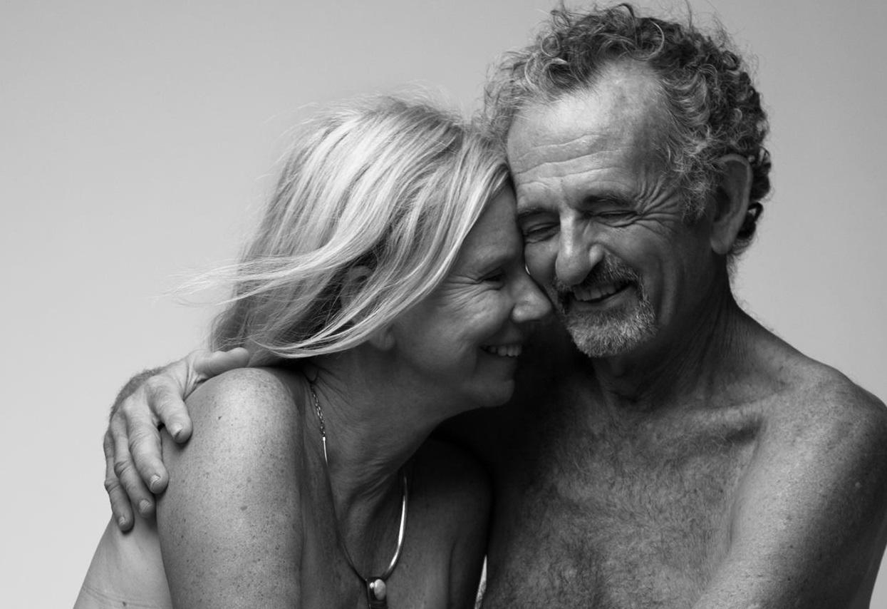 Обнаженные Пожилые Люди